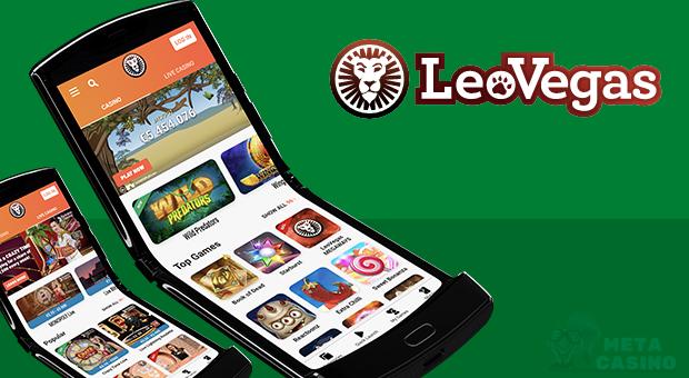 Casino LeoVegas